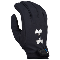 Under Armour Sideline ColdGear Gloves - Men's - Black / White
