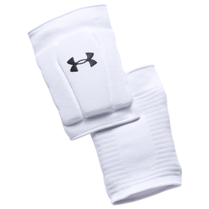 Under Armour Armour 2.0 Volleyball Kneepad - Women's - White/Black