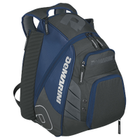 DeMarini VOODOO Rebirth Backpack - Grey / Navy