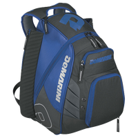 DeMarini VOODOO Rebirth Backpack - Grey / Blue