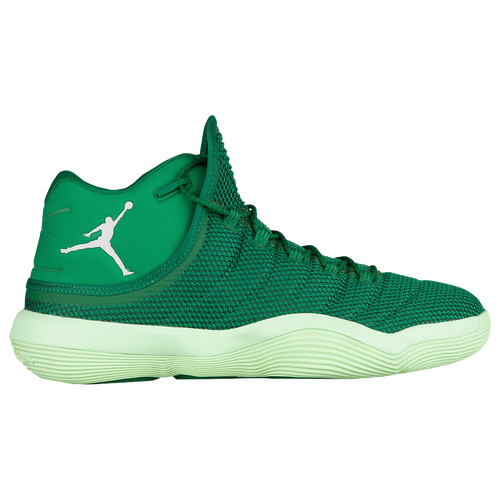 jordan shoes green