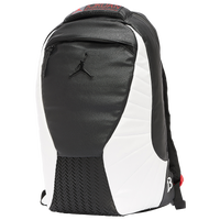 Jordan Retro 12 Backpack - Black / White