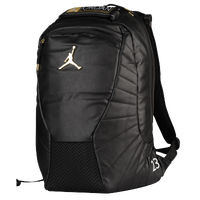 Jordan Retro 12 Backpack - Black / Gold