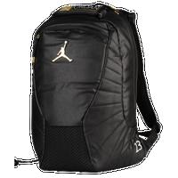 83e066b045 Jordan Retro 12 Backpack - Black   Gold