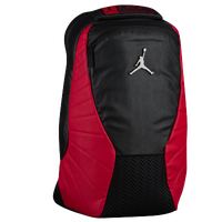 Jordan Retro 12 Backpack - Black / Red