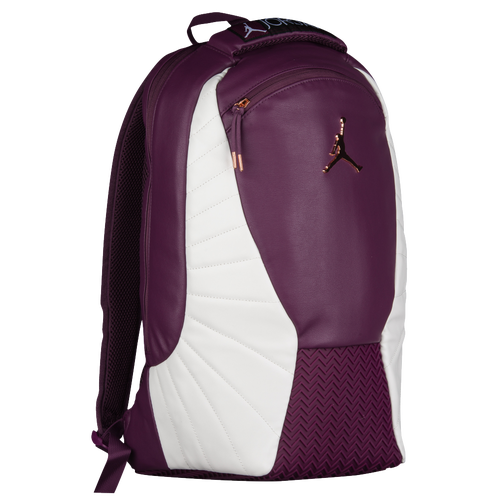 Jordan Retro 12 Backpack - Basketball - Accessories - Bordeaux Sail
