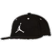 low priced 62987 cb843 Jordan Jumpman Snapback Cap - Boys  Grade School - Black   White