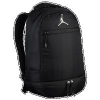Jordan Skyline Flight Backpack - Black   Silver 40a981f74b1c1