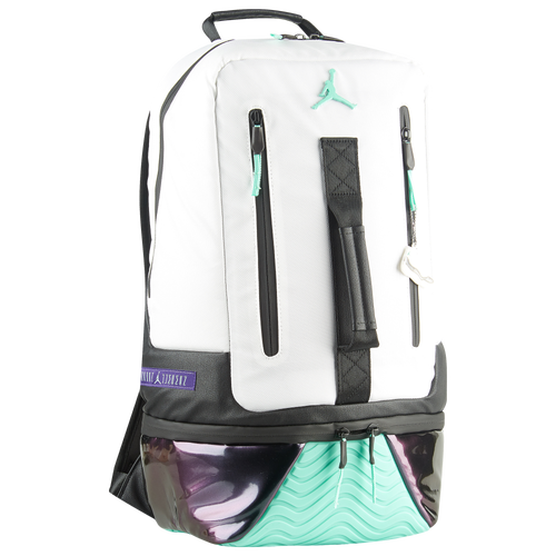 b2aefd3e5c5a Jordan Retro 11 Backpack - Basketball - Accessories - White Turbo ...