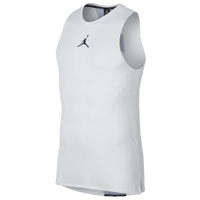 31304f9aec4df Jordan 23 Alpha Dry Sleeveless Top - Men s - White   Black