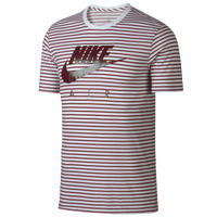 e6a76a0e70 Nike Air Max 90 T-Shirt - Men s - White   Cardinal