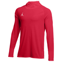 Jordan Team 23 Alpha L/S Hooded Top - Men's - Red