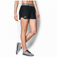 Under Armour Play Up Shorts 2.0 - Women's - Black / White