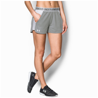 Under Armour Play Up Shorts 2.0 - Women's - Grey / White
