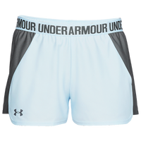 Under Armour Play Up Shorts 2.0 - Women's - Light Blue