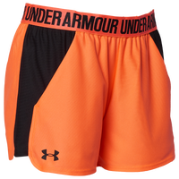 Under Armour Play Up Shorts 2.0 - Women's - Orange