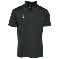 Jordan Team Polo - Men's - Black / White