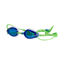 Arena Tracks Goggle - White / Blue