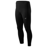 New Balance Accelerate Tights - Men's - Black / Black
