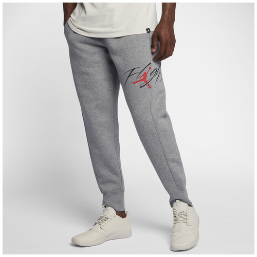 dab4ddd831b Jordan Flight Graphic Fleece Pants - Men's - Basketball - Clothing ...