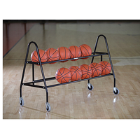 Porter Team 2 Tier Ball Cart