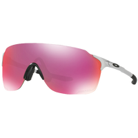Oakley Evzero Stride Sunglasses - Grade School - Silver / Red