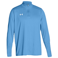 Under Armour Team Locker 1/4 Zip - Men's - Light Blue / Light Blue