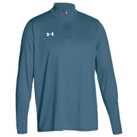 Under Armour Team Locker 1/4 Zip - Men's - Aqua / Aqua