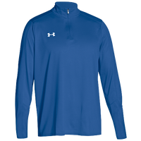 Under Armour Team Locker 1/4 Zip - Men's - Blue / White