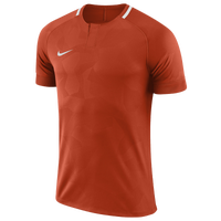 Nike Team Dry Challenge II Jersey - Men's - Orange / White