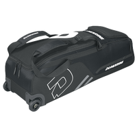 Wilson Momentum Wheeled Bag - Black / White