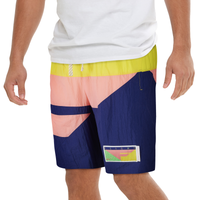 Nike Flight Shorts - Men's - Purple / Pink