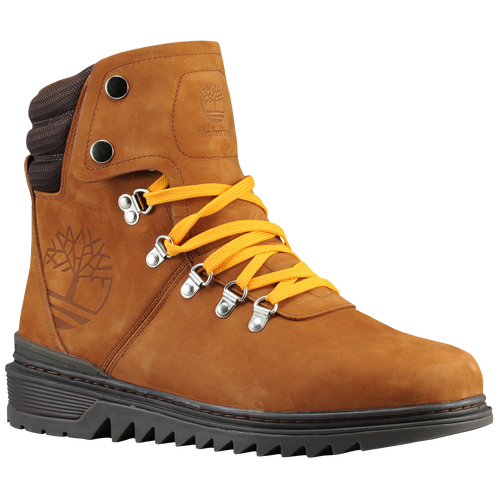 Timberland Shelbourne High WP Boots - Men's Casual - Sesame/Brown 9415R
