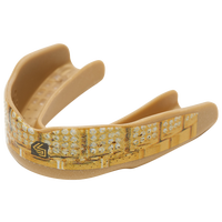 Shock Doctor Trash Talker Mouthguard - Adult - Gold