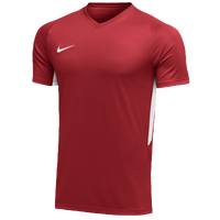 Nike Team Dry Tiempo Premier S/S Jersey - Men's - Red / Red