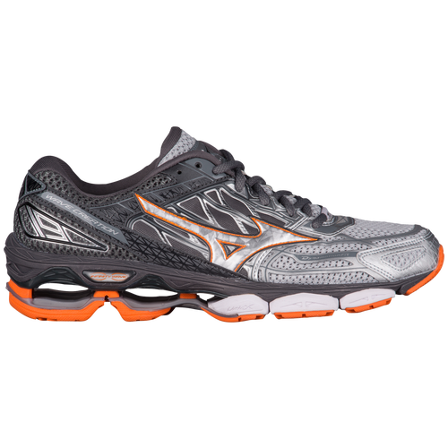 Mizuno Wave Creation 19 - Men s - Running - Shoes - Silver Diamond 1ec18d36f09