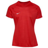Nike Team Tiempo Premier Jersey - Women's - Red