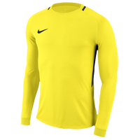Nike Team L/S Park Goalie III Jersey - Men's - Yellow / Black