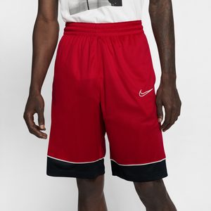 "Nike Fastbreak 11"" Shorts - Men's - University Red/Black/White"