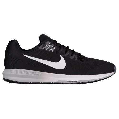 Nike Air Zoom Structure 21 Men s Black White Wolf Grey Cool Grey 94695001 a1ce4e554