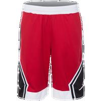Jordan Knit Boys' Shorts - Black : Q93m2369
