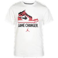 b4ab8b6cf3cd45 Jordan Pixel Pack Game Changer T-Shirt - Boys  Grade School ...