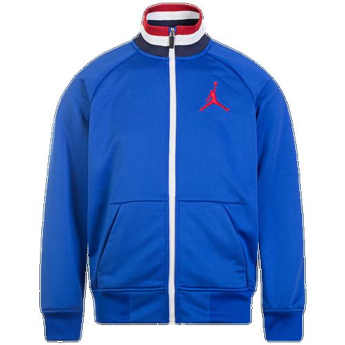 f59c5ce50cec Jordan 90 s Tricot Jacket - Boys  Grade School - Basketball ...