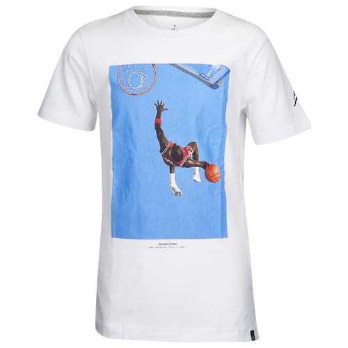 30ac3c0cbdc6e0 Jordan Dunk T-Shirt - Boys  Grade School - Basketball - Clothing ...
