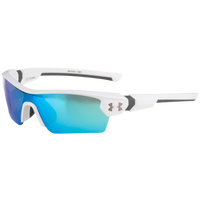 Under Armour Menace Sunglasses - Grade School - White / Grey
