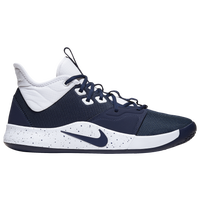 Nike PG 3 - Men's -  Paul George - White / Navy