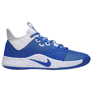 Nike PG 3 - Men's - George, Paul - Game Royal/White