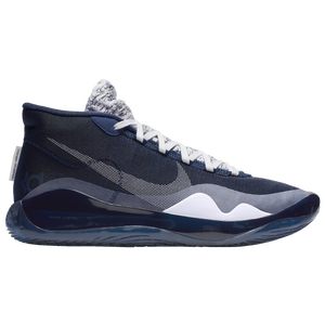 Nike Zoom KD12 - Men's - Durant, Kevin - Midnight Navy/White