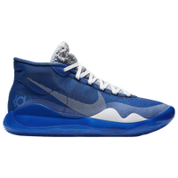 Nike Zoom KD12 - Men's -  Kevin Durant - Blue / White