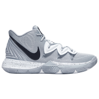 Nike Kyrie 5 - Men's -  Kyrie Irving - Grey / White